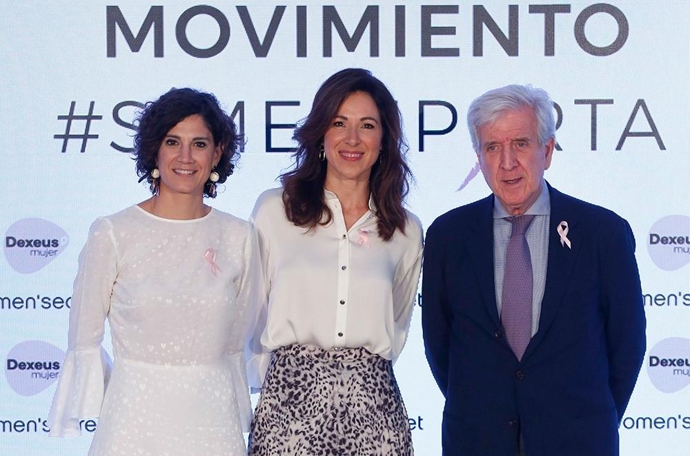 Women'secret crea el movimiento #SÍMEIMPORTA para ayudar a quienes han padecido cáncer de mama