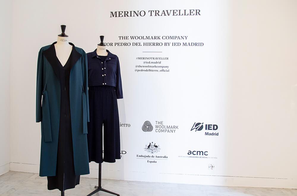 Merino Traveller, un proyecto de moda que aúna diseño, Materia prima renovable y formación para el empleo