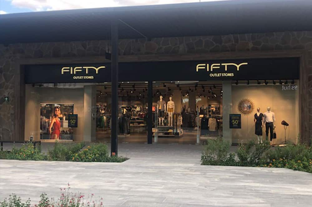 Opening of the first Fifty store in Mexico, in the city of Santiago de Querétaro.