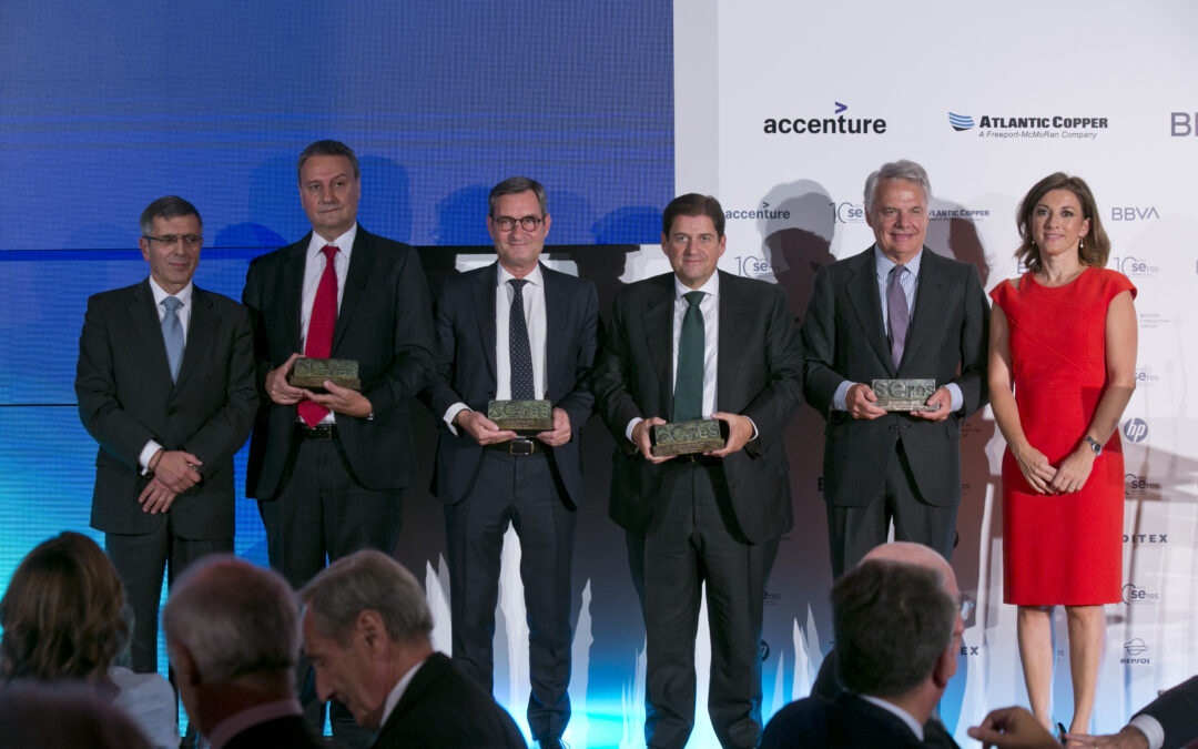 Presentation of the X edition of the SERES Awards