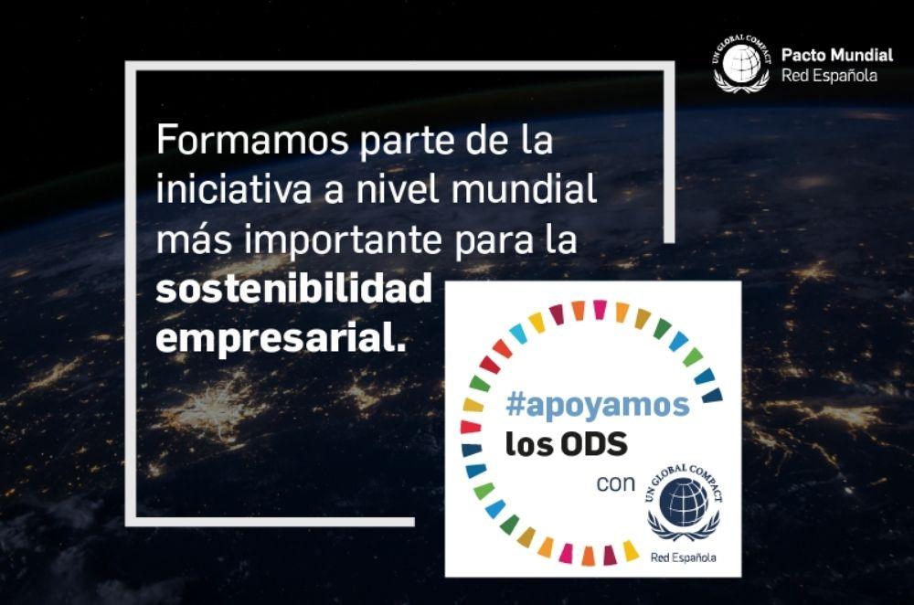 Tendam se suma a la campaña #apoyamoslosODS promovida por la Red Española del Pacto Mundial