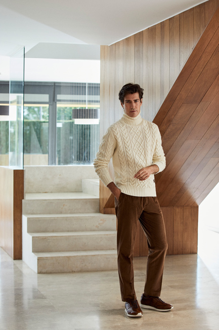 Foto de campaña 9 de Pedro del Hierro / Tendam Global Fashion Retail