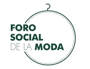 Logo del foro social de la moda