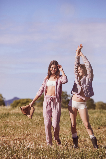 Imágenes de campaña Women'secret   Tendam Global Fashion Retail