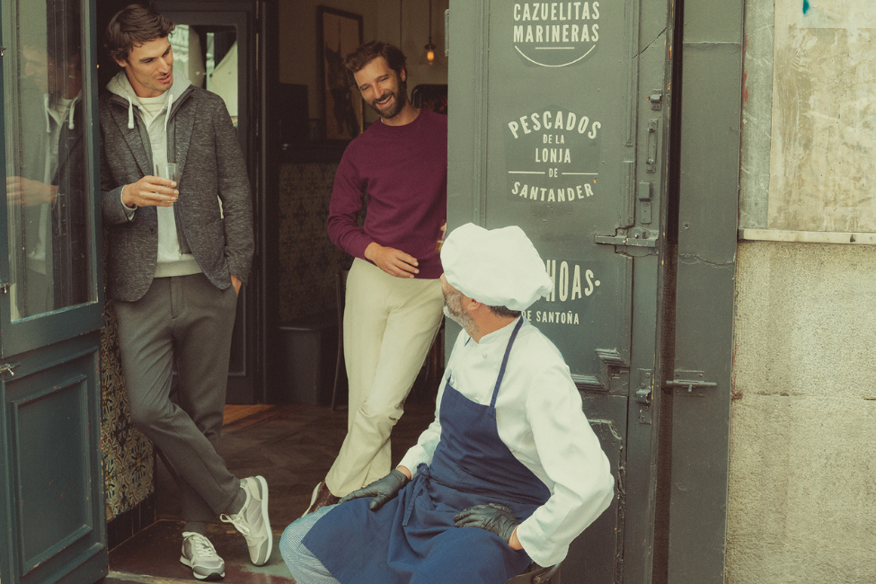 Imágenes de campaña Cortefiel   Tendam Global Fashion Retail