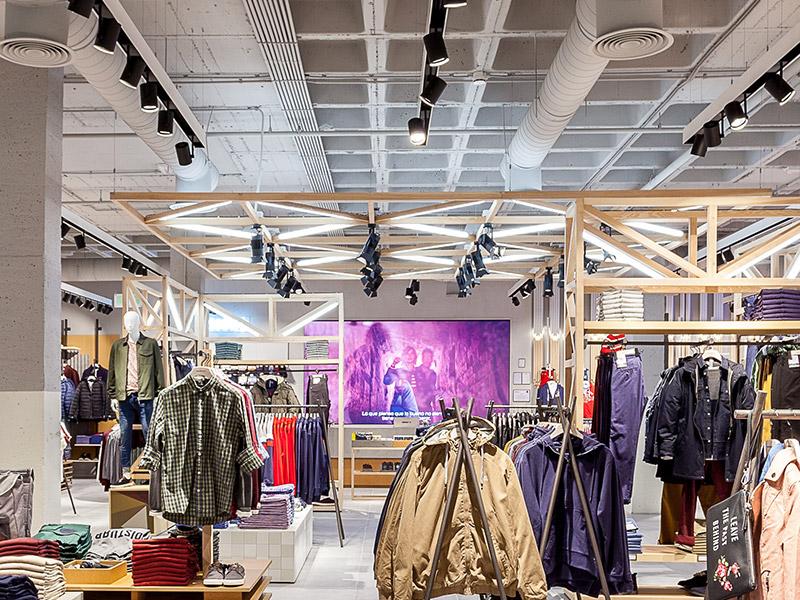 Tienda Grupo Tendam tras entrada de CVC, PAI Partners y Permira