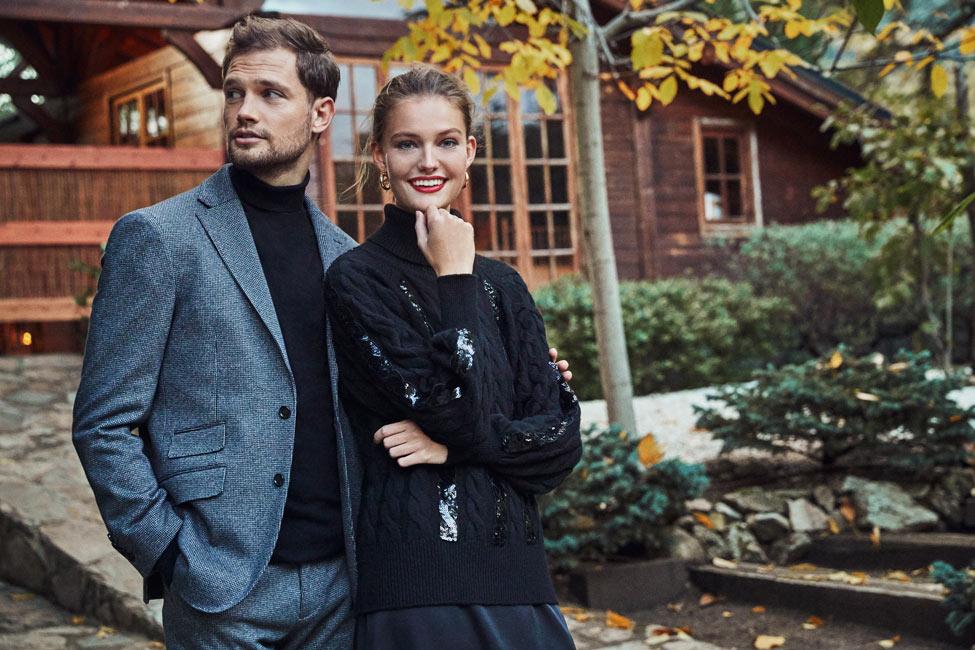 Imágenes de campaña Cortefiel | Tendam Global Fashion Retail