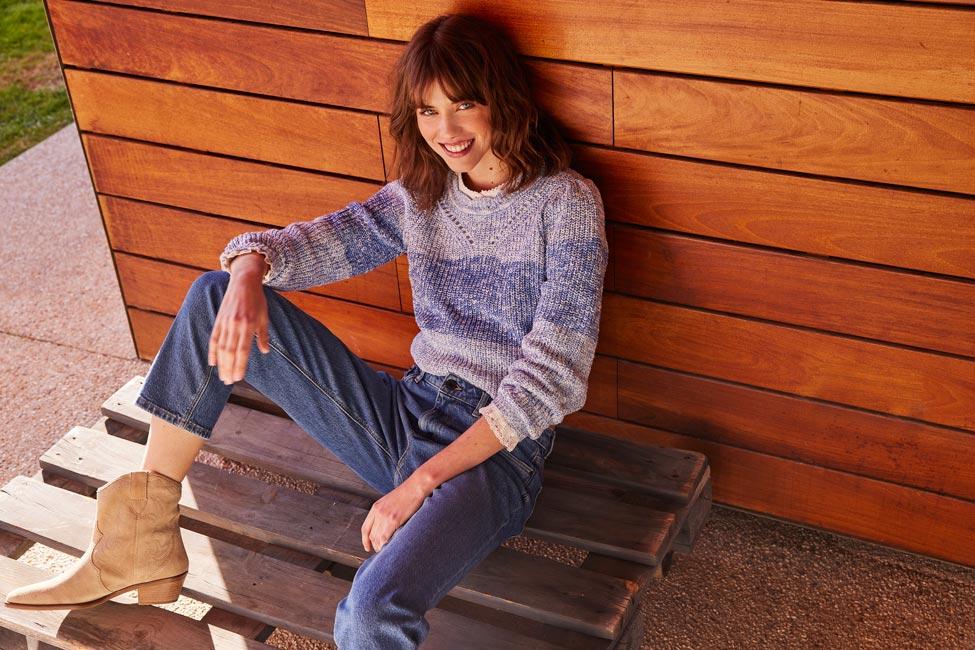 Campaign photo Springfield   Tendam Global Fashion Retail