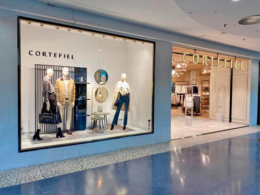 Imágenes de tienda Cortefiel   Tendam Global Fashion Retail