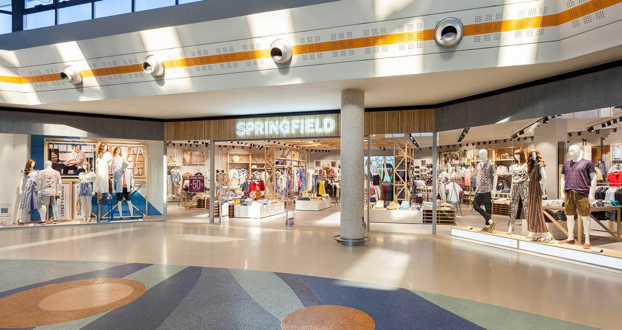 Imágenes de tienda Springfield   Tendam Global Fashion Retail