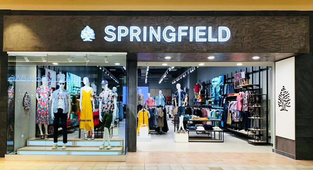 Tendam inaugura nuevo mercado con la entrada de Springfield en Puerto Rico